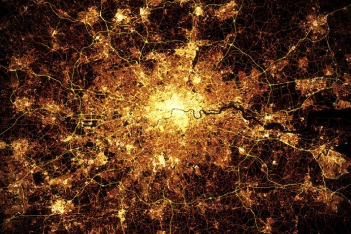 Londres Foto:Mark Khachfe. Imagen Por: