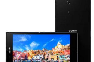 Sony Xperia Z Ultra Foto:Sony. Imagen Por: