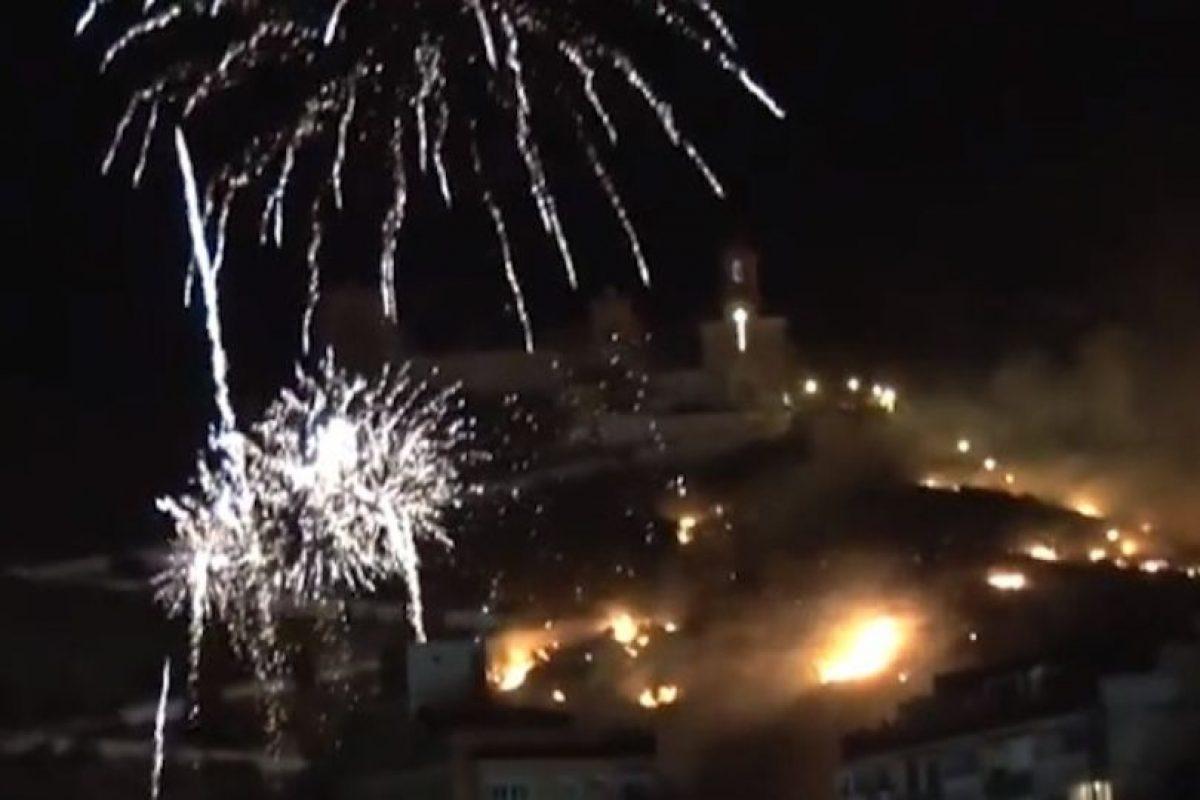 Autoridades señalan al Ayuntamiento de Cullera como el responsable del incendio. Foto:Youtube. Imagen Por:
