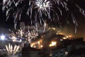 Se habían registrado incendios parecidos, pero no de esta magnitud Foto:Youtube. Imagen Por: