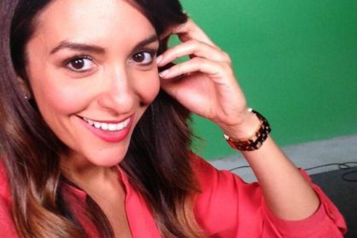 Es conductora de televisión en Uruguay Foto:Instagram. Imagen Por: