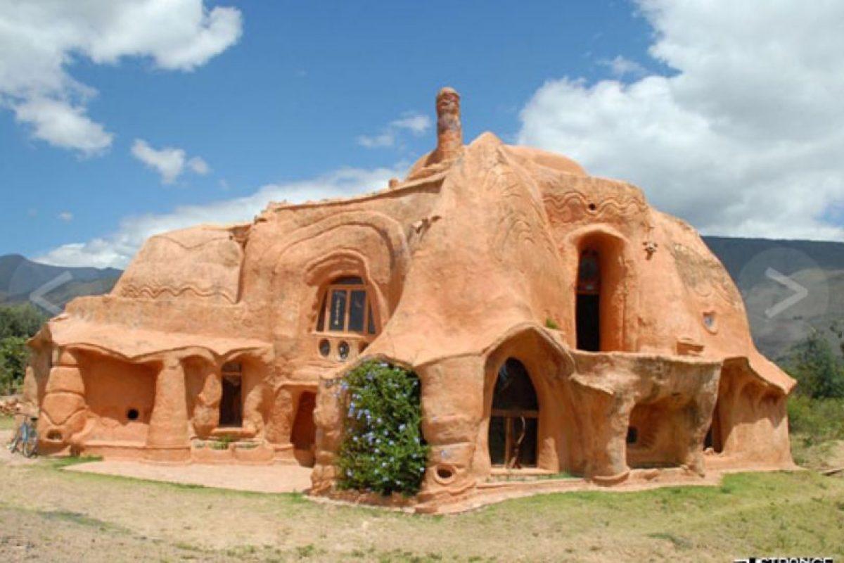Casa de Cerámica, Colombia Foto:Vía Strange Buildings. Imagen Por: