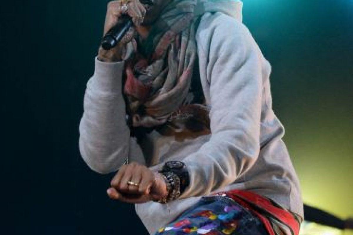 Pharrell ha producido para cantantes latinos como Shakira, Pitbull, Tito el Bambino y hasta Gloria Estefan. Foto:Getty Images. Imagen Por: