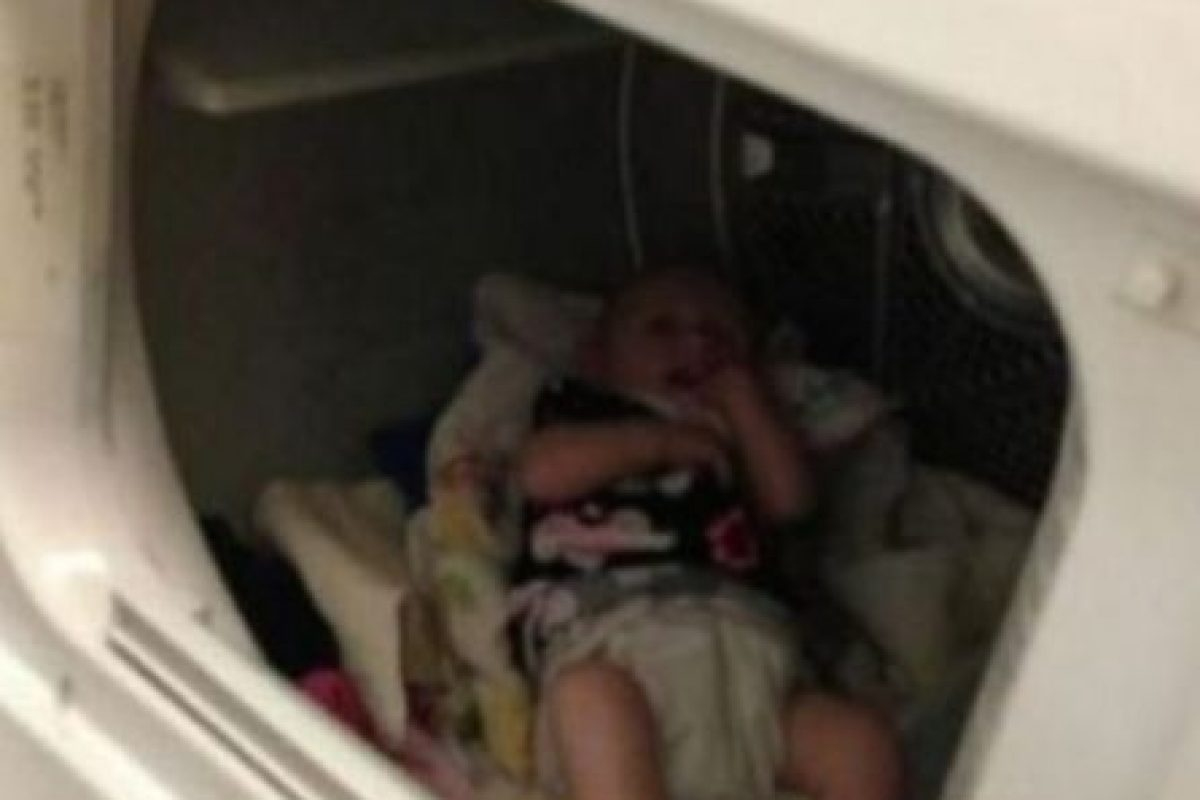 La secadora de ropa no es una opción para dormir a los bebés Foto:Internet. Imagen Por: