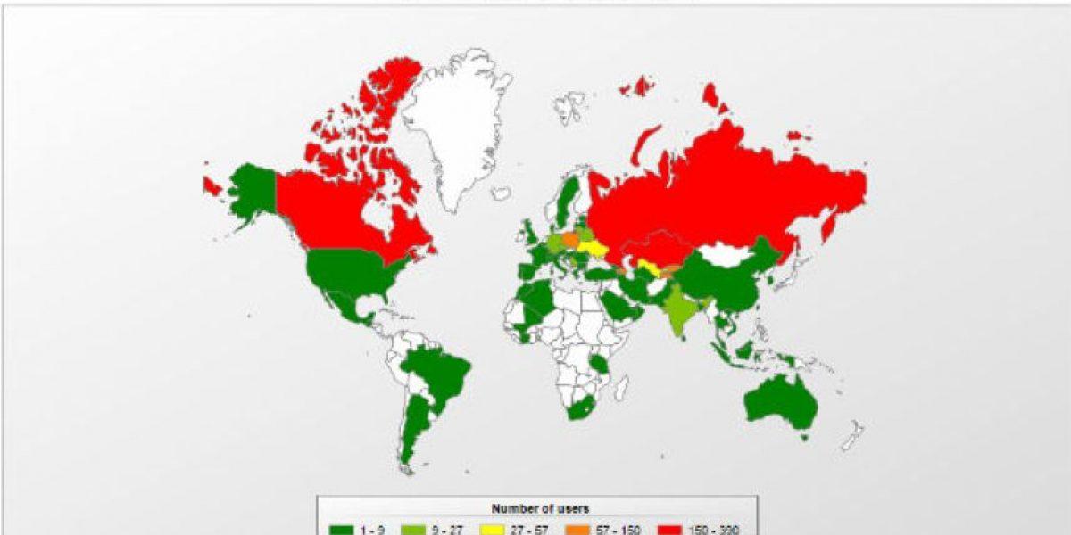 Este es el virus que ataca a smartphones en América Latina