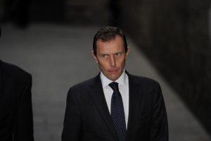 Emilio Butragueño, Director de Relaciones Institucionales del Real Madrid Foto:AFP. Imagen Por: