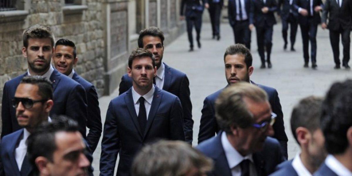 FOTOS: Así fue el último adiós que Messi y el Barcelona le dieron a Tito Vilanova