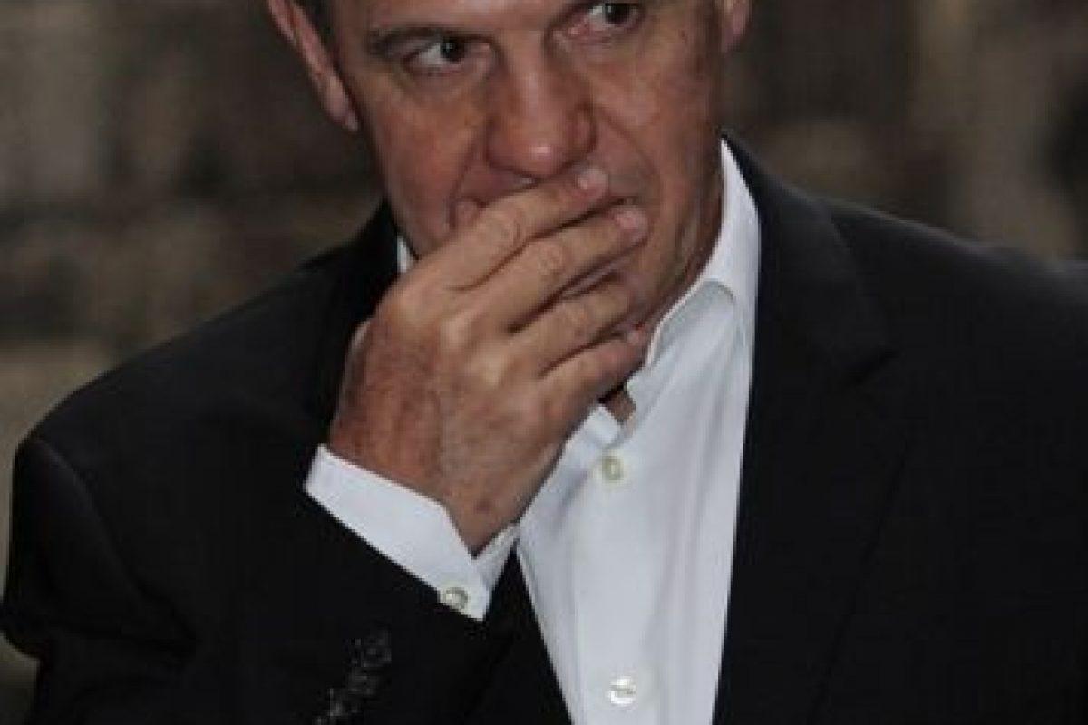 El técnico del Espanyol, el mexicano Javier Aguirre Foto:AFP. Imagen Por: