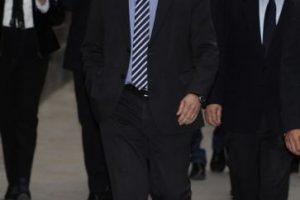 El presidente del Espanyol, joan Collet Foto:AFP. Imagen Por:
