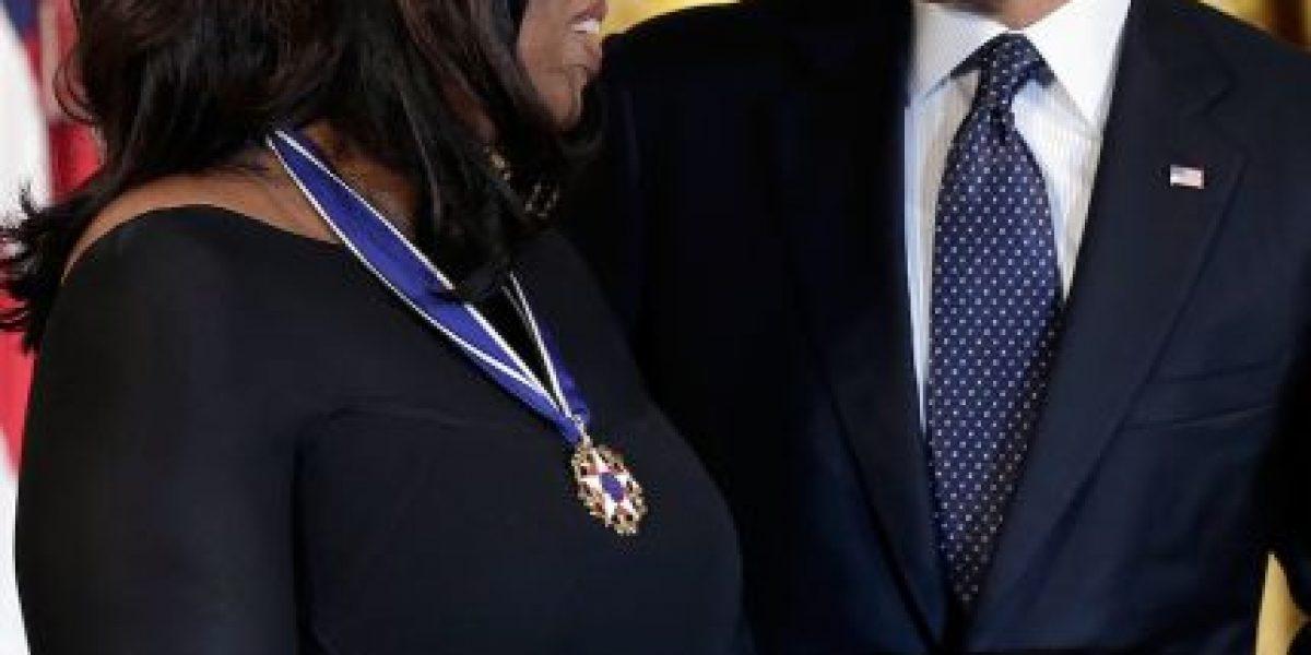 Oprah Winfrey se expresa sobre comentarios racistas de Donald Sterling