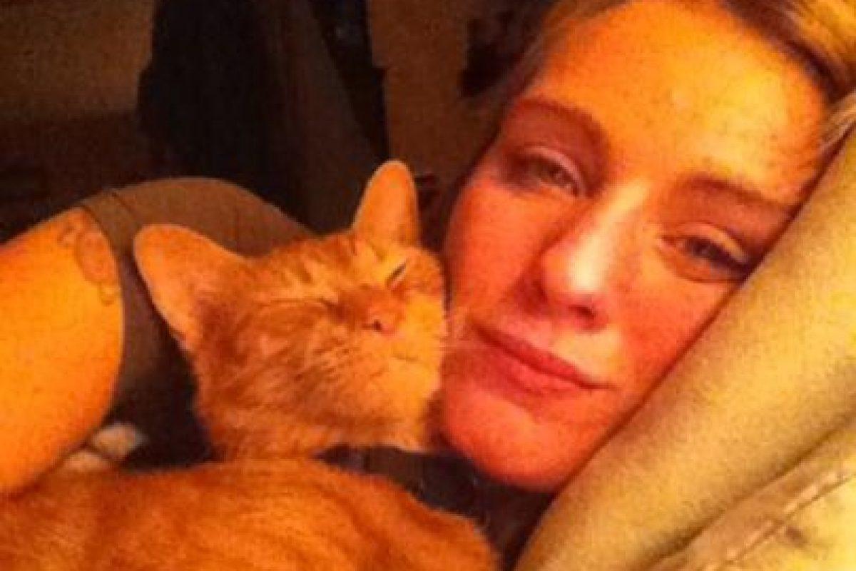Christina Summitt es amante de los animales Foto:Facebook Christina Summitt. Imagen Por: