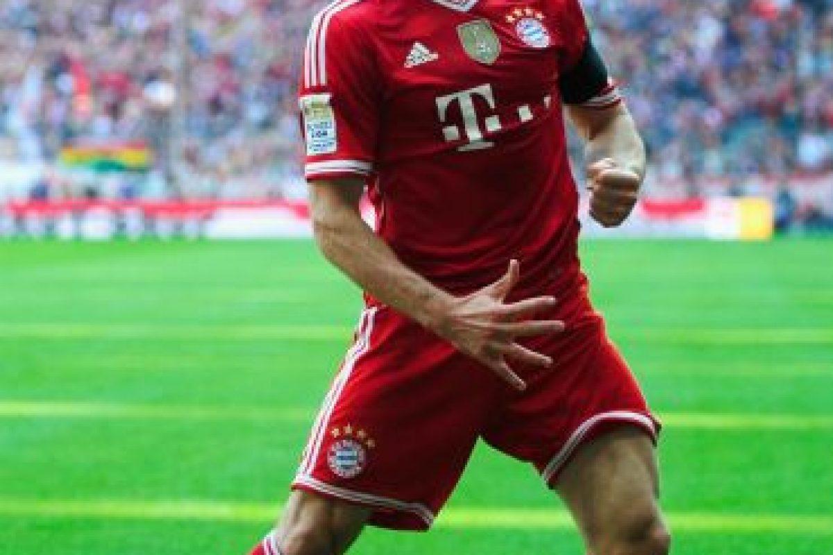 Franck Ribéry Foto:Getty Images. Imagen Por: