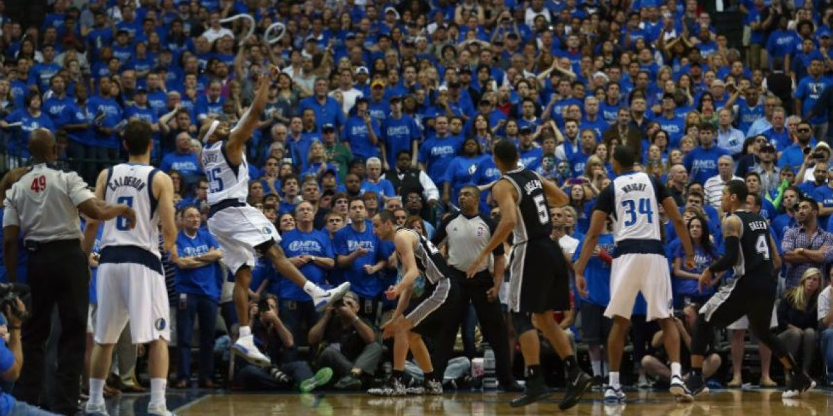 VIDEO: Fanático de la NBA crea el mejor comercial de los playoffs