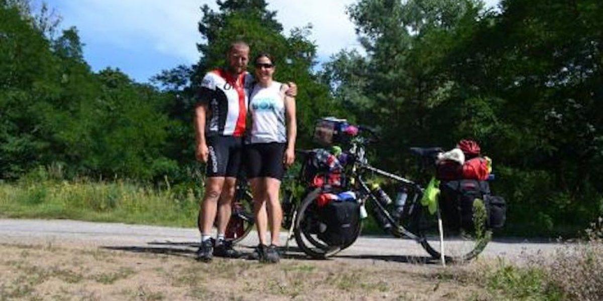 Muere atropellada ciclista que buscaba dar la vuelta al mundo