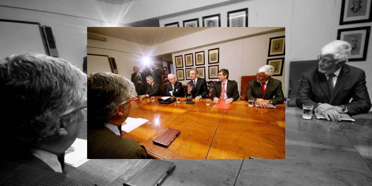Eyzaguirre consigue apoyo de ocho  privadas asegurado que podrán optar a dinero estatal