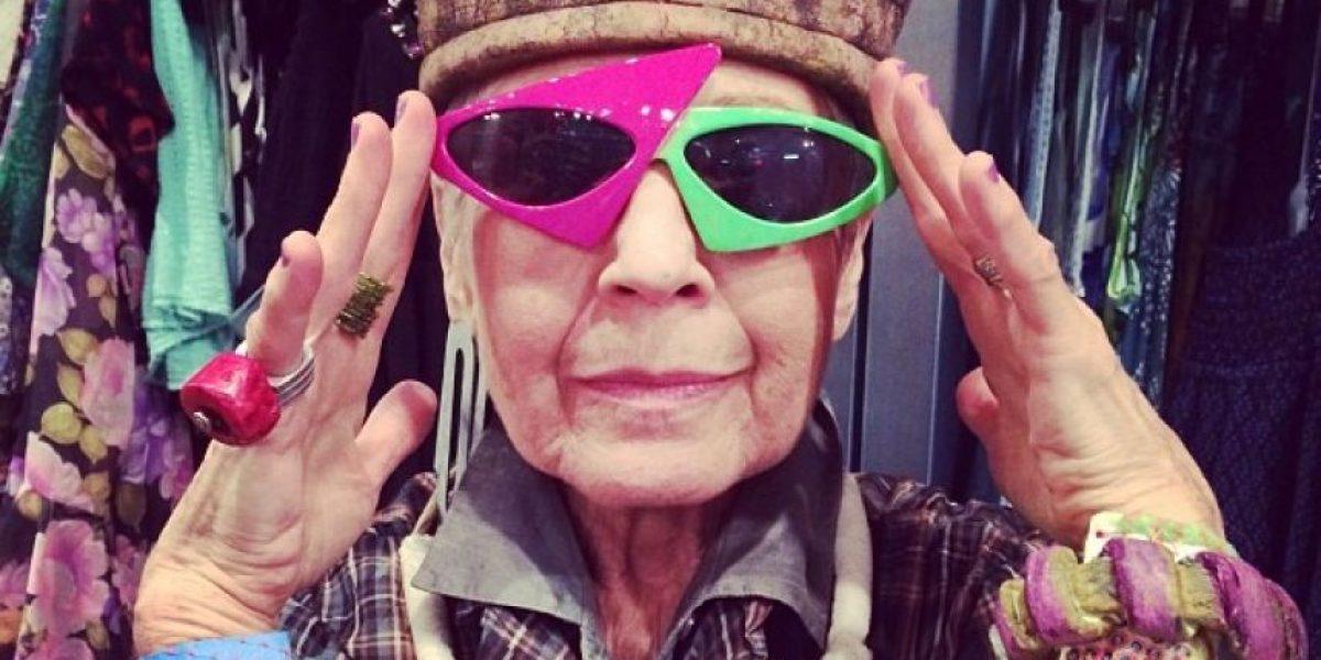 Fotos: ¡Insuperables! Estas son las abuelas con más estilo de Instagram