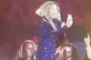 Beyonce Foto:Youtube. Imagen Por: