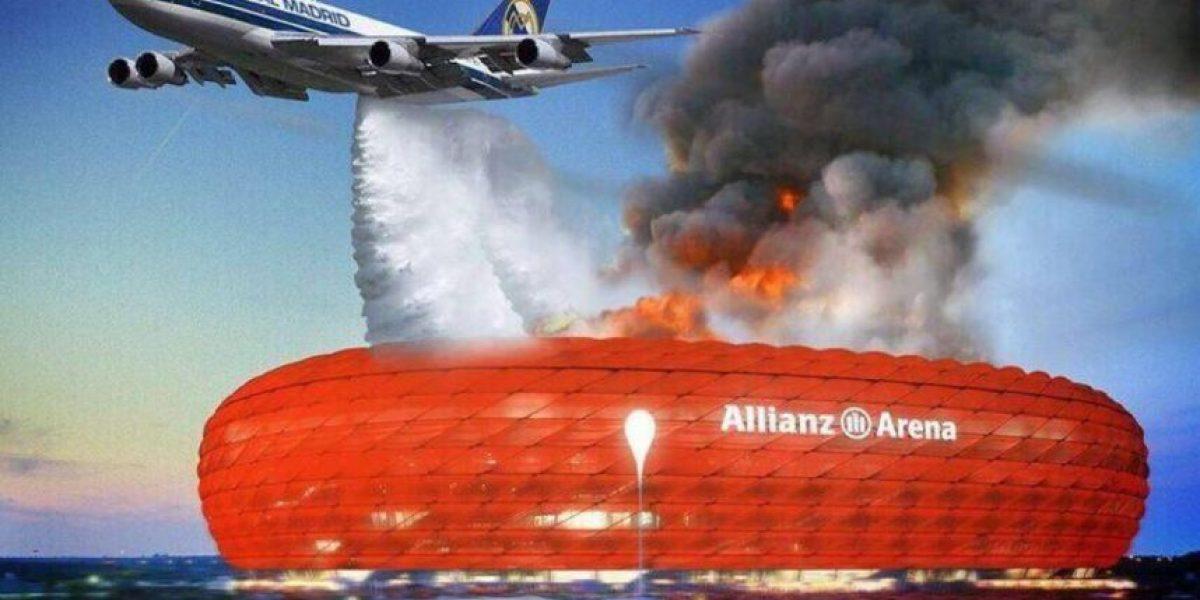 Los mejores memes de la victoria del Real Madrid el Bayern Múnich