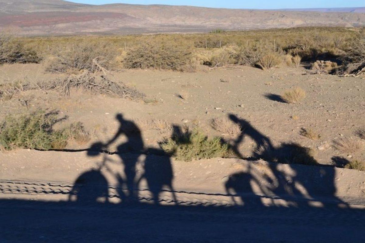 Foto:Blog personal de Sharon Brigdman / north2northcycletour. Imagen Por: