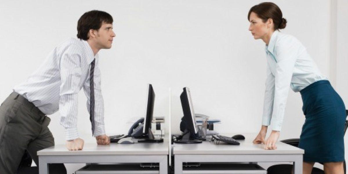 Encuesta compara a hombres y mujeres en el trabajo