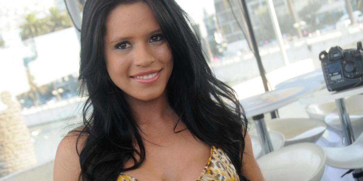 Angie Alvarado no se recuperó tras fuerte caída en un night club