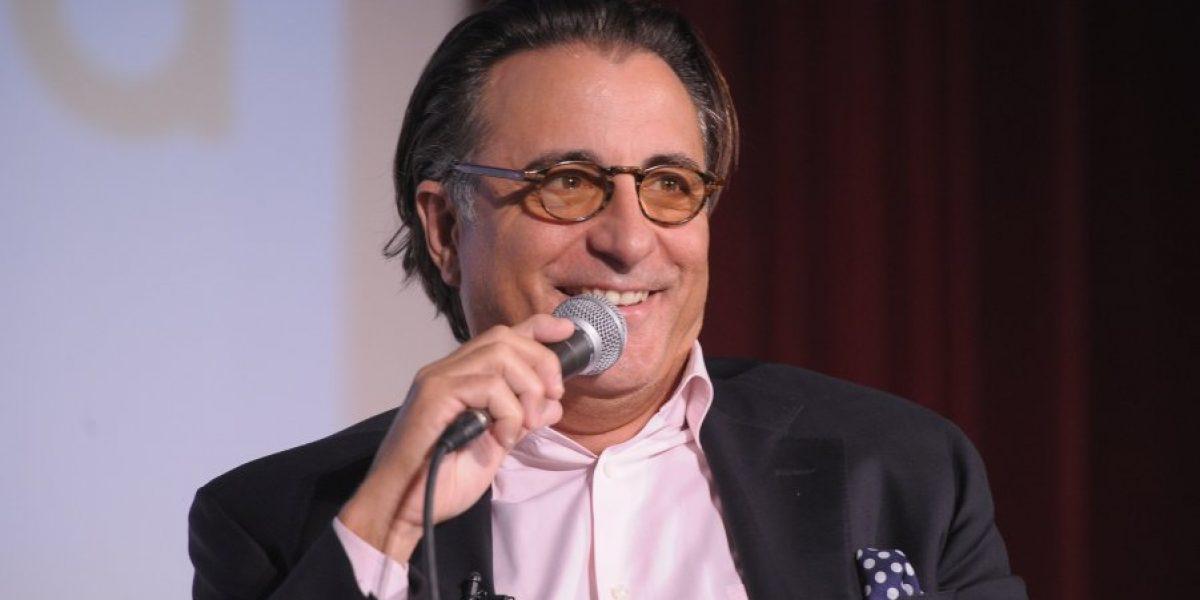Andy García se suma al elenco de la película de