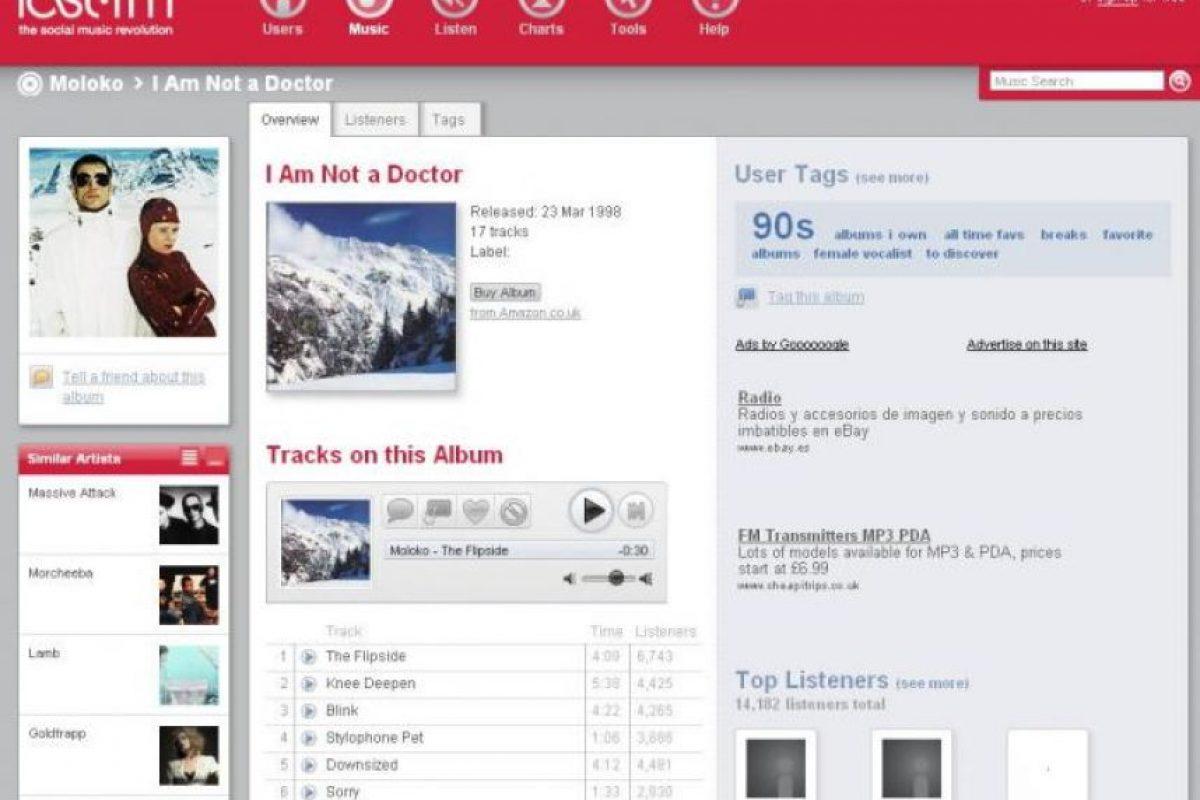 Foto:Last.fm. Imagen Por:
