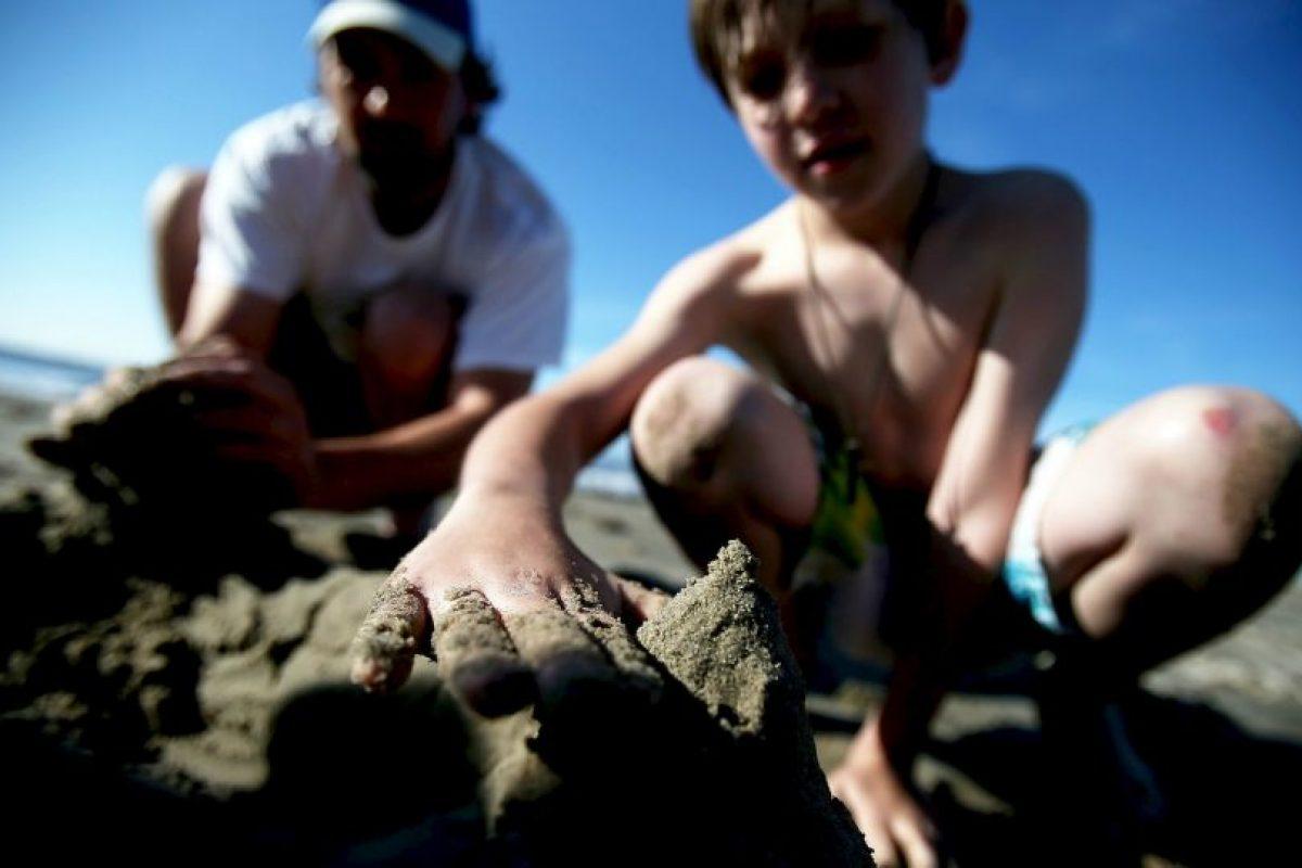 Piensa en las hermosas playas Foto:Getty Images. Imagen Por: