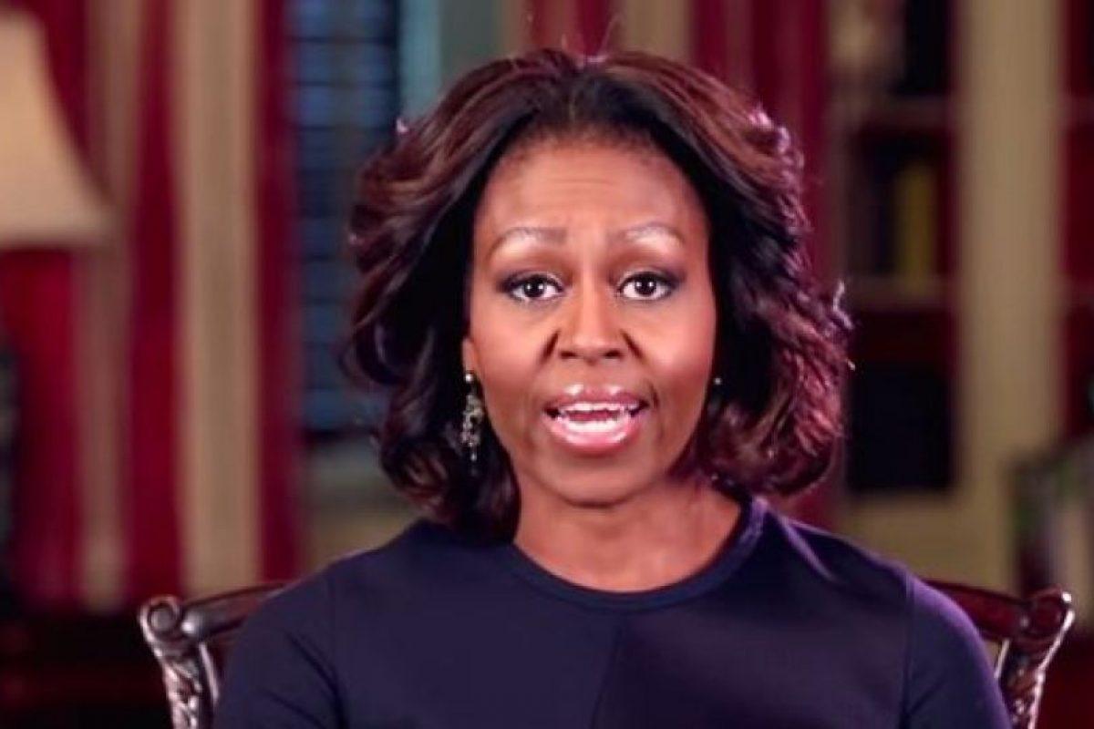Michelle Obama Foto:Youtube. Imagen Por: