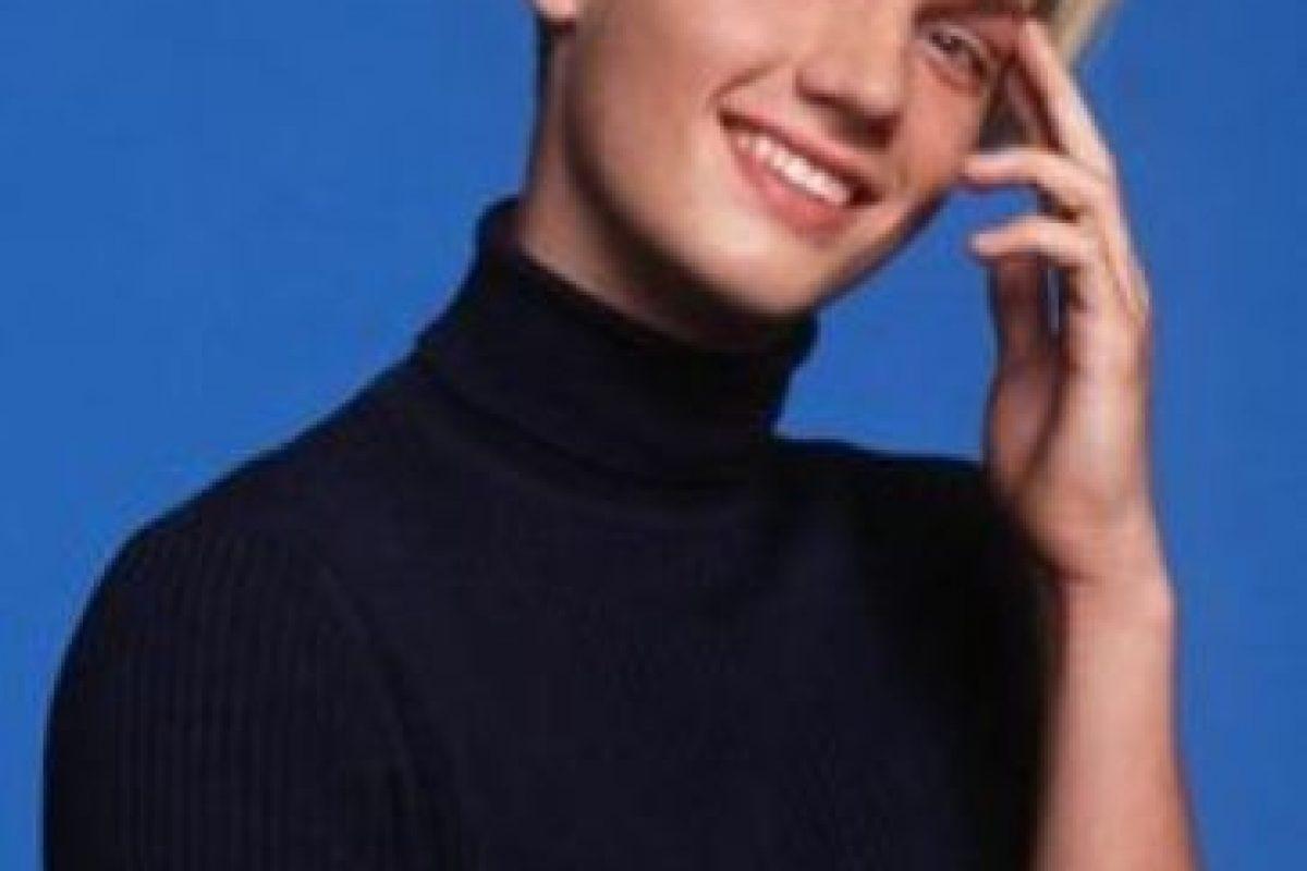 Peinado de los 90 Foto:Vía Retroimage. Imagen Por: