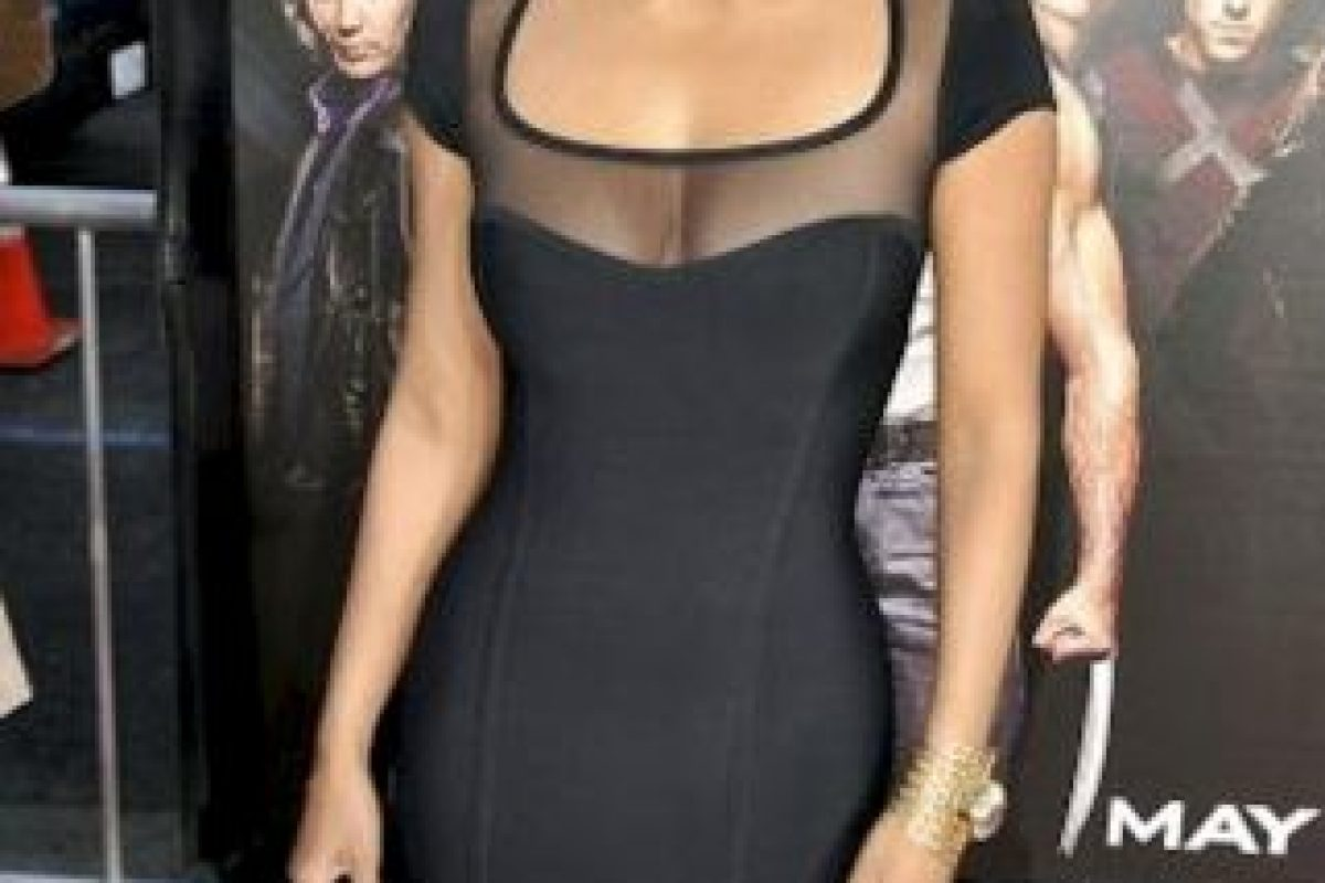 Halle Berry ha interpretado a Tormenta en la película Foto:Getty. Imagen Por: