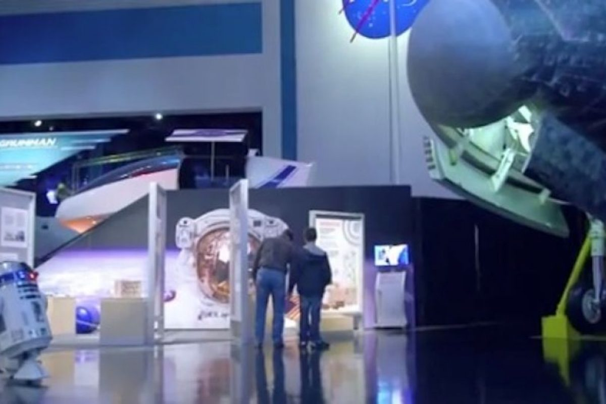 Será el ingeniero Rick Mastracchio, quien inaugurará este evento desde la Estación Espacial Internacional. Foto:Youtube. Imagen Por: