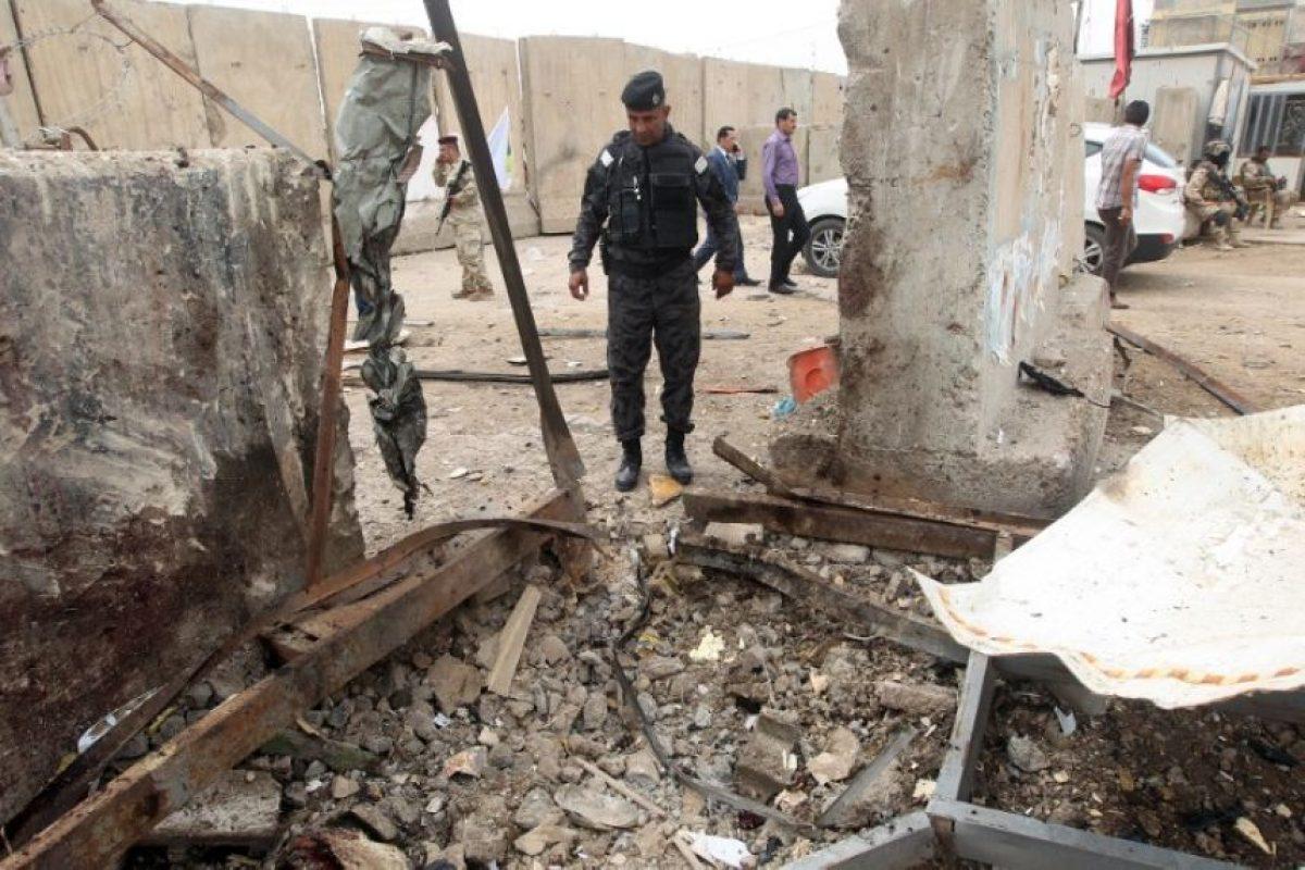 Actos terroristas Foto:AFP. Imagen Por: