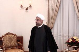 Hasán Rouhaní, presidente de Irán Foto:AFP. Imagen Por: