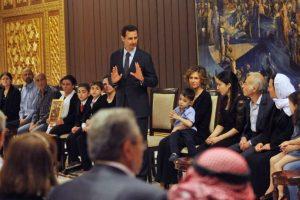 Bashar al-Asad, presidente de Siria. Foto:AFP. Imagen Por: