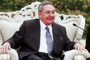 Raúl Castro, presidente de Cuba. Foto:Getty Images. Imagen Por: