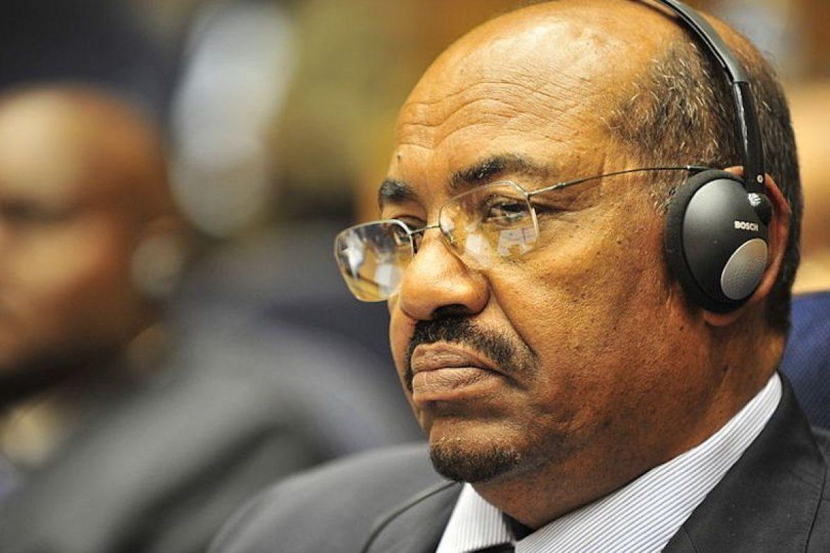 Omar Hasan Ahmad al-Bashir, presidente de Suadán. Foto:Wikipedia Commons. Imagen Por: