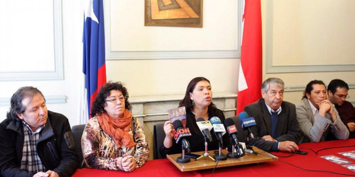 Galería: Gobierno confirma asistencia a marcha y acto de la CUT en el