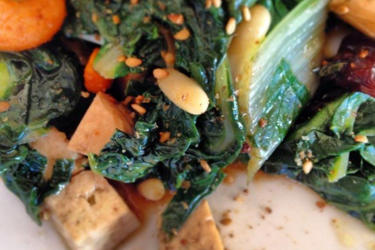 Ensalada chef Foto:Getty Images. Imagen Por: