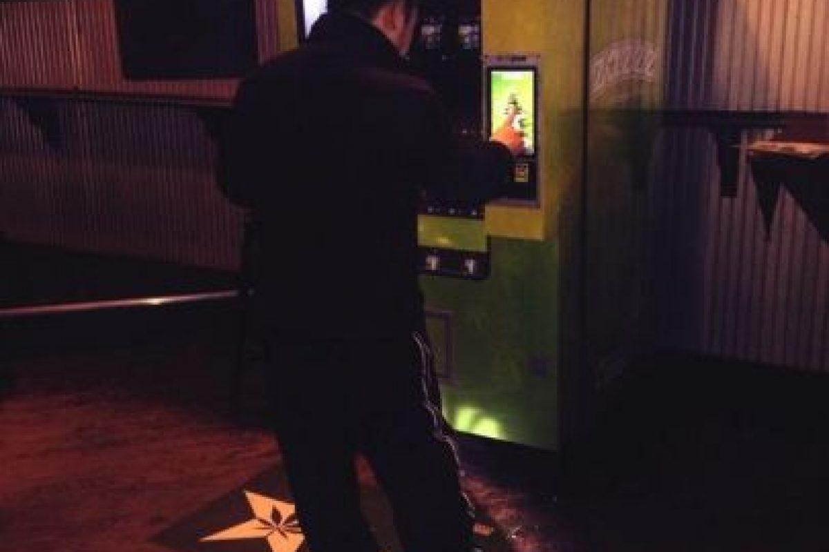 Hace poco se estrenó en este estado la primera máquina expendedora de marihuana Foto:@AmericanGreen. Imagen Por: