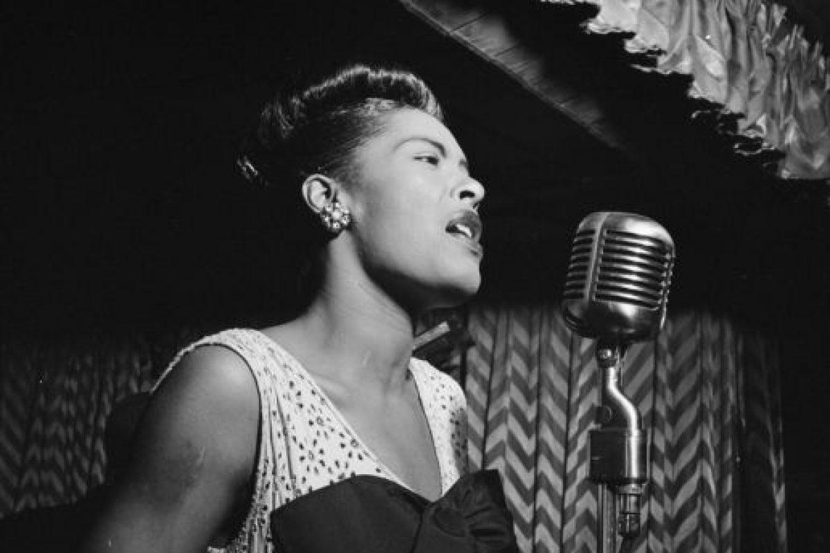 Billie Holiday Foto:Wikimedia Commons. Imagen Por:
