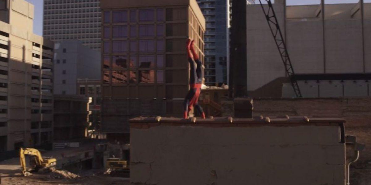 VIDEO: Así sería The Amazing Spider-Man en parkour