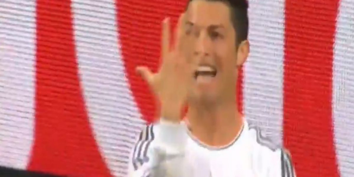 ¿Cristiano Ronaldo le copió la celebración a Beyoncé?