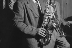 Charlie Parker Foto:Wikimedia Commons. Imagen Por: