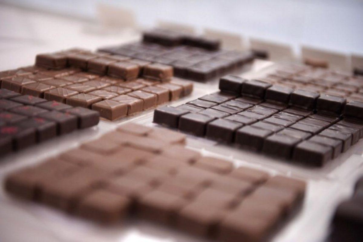 Chocolate Foto:Getty Images. Imagen Por: