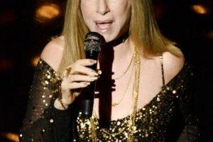Barbra Streisand Foto:Getty. Imagen Por: