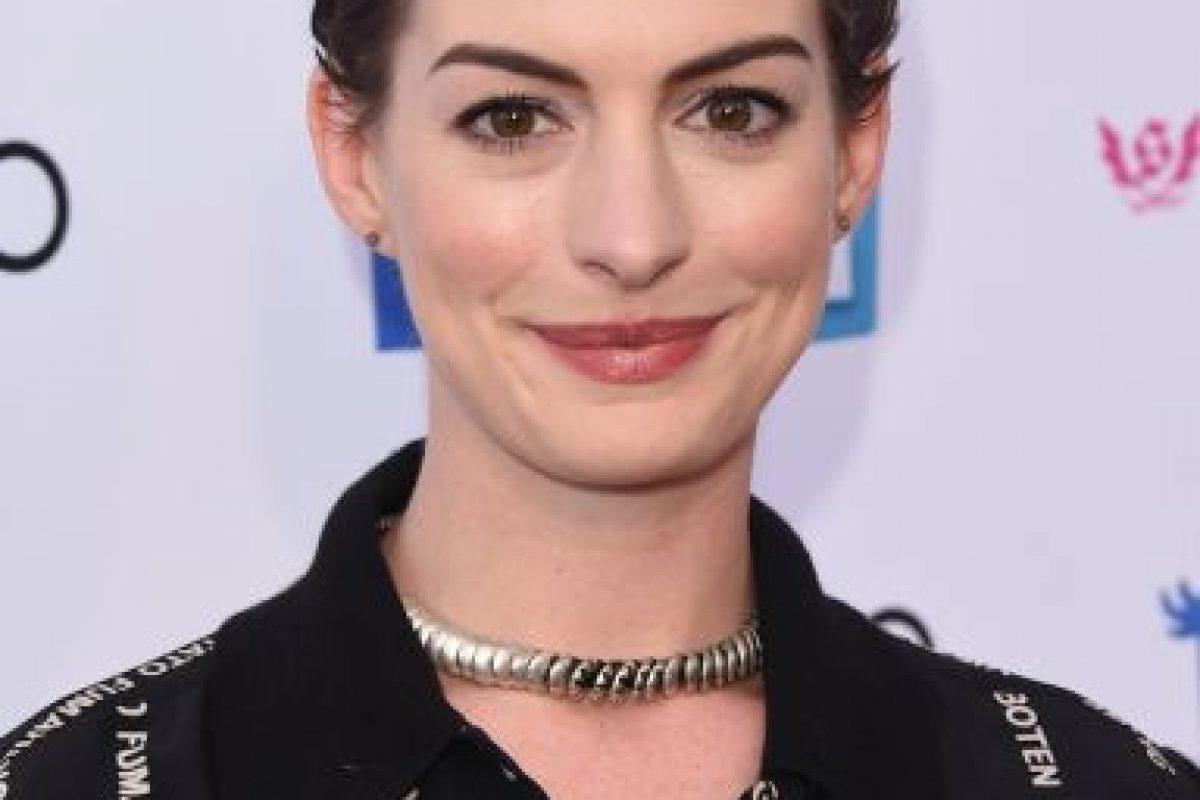 Anne Hathaway Foto:Getty. Imagen Por: