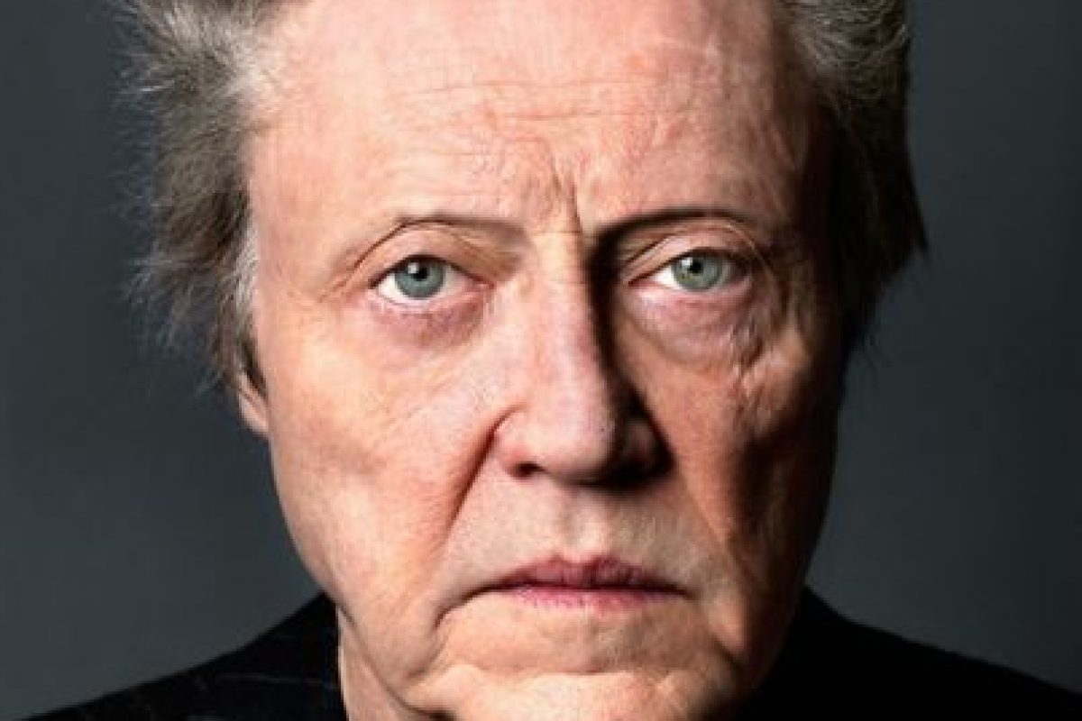 Christopher Walken Foto: Vía StarsWithoutEyebrows / Tumblr. Imagen Por: