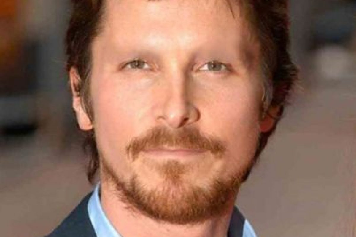 Christian Bale Foto:Vía StarsWithoutEyebrows / Tumblr. Imagen Por: