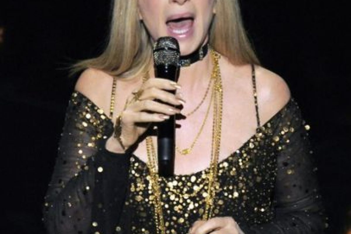Barbra Streisand Foto:Vía StarsWithoutEyebrows / Tumblr. Imagen Por: